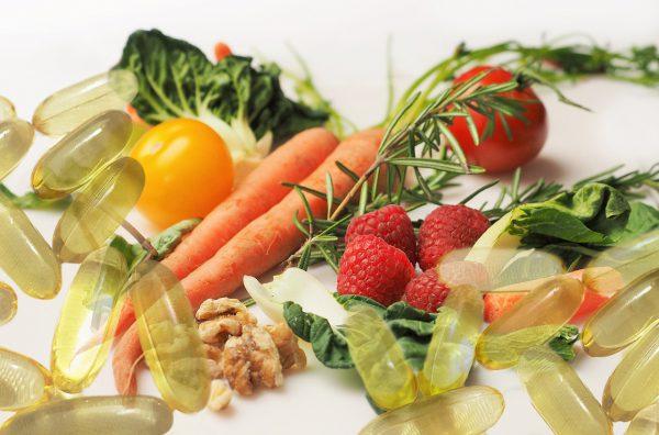 Hochwertige Vitamine und Mineralstoffprodukte