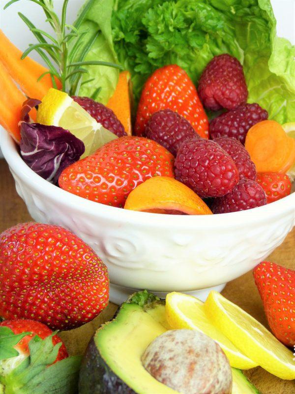 Vitamine, Mineral- und Pflanzenstoffe