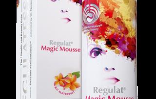 Regulat Magic Mousse - der Luxus-Feuchtigkeitsschaum für höchst Ansprüche
